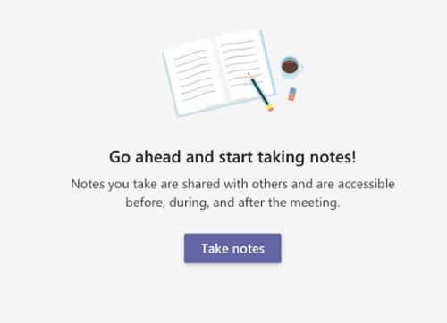 Start taking notes-1